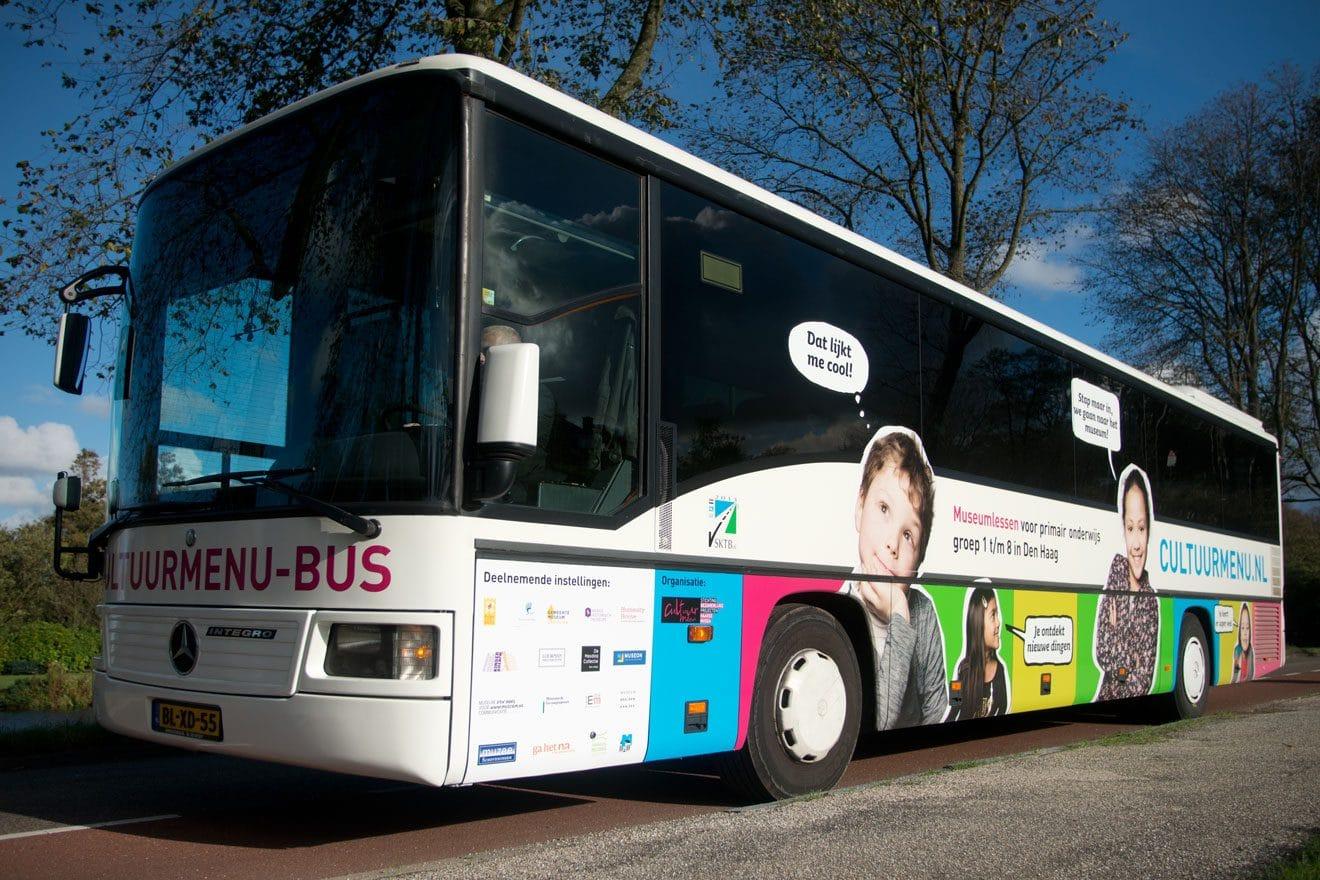 Bus Cultuurmenu