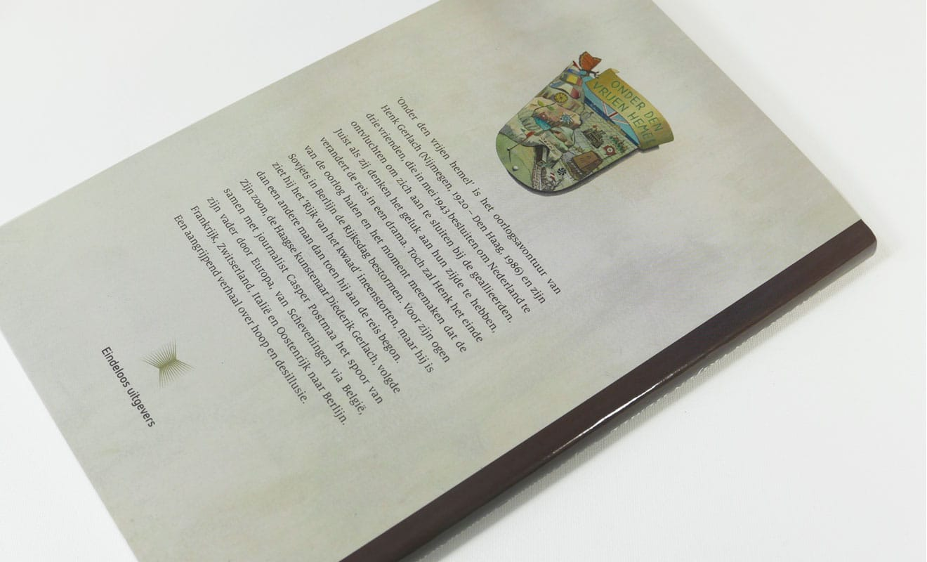 Diederik Gerlach | Onder den vrijen hemel