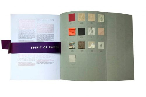 Geest van Papier   Uitgave Papier Biënnale 2004