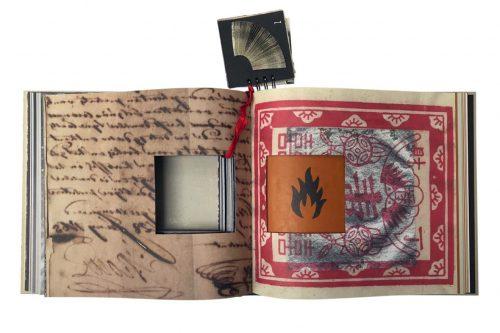 Papier en Vuur | Uitgave Papier Biënnale 1998
