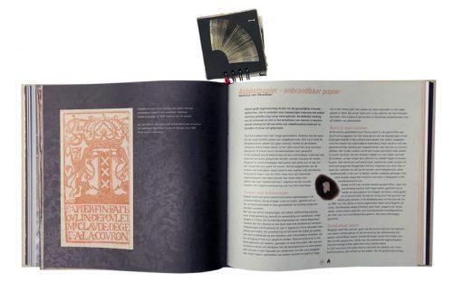 Papier en Vuur   Uitgave Papier Biënnale 1998