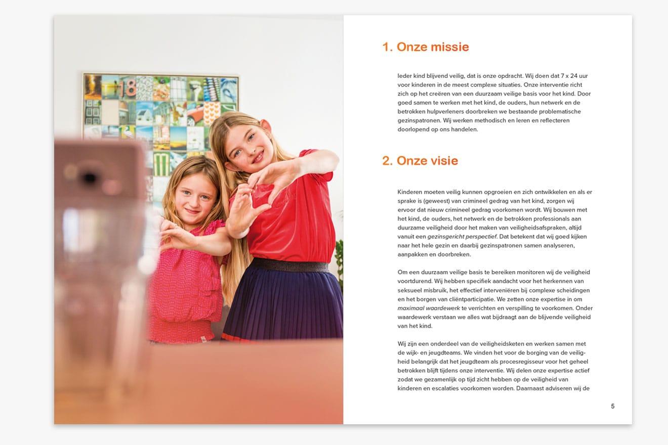JBw boekje Ieder Kind Blijvend Veilig