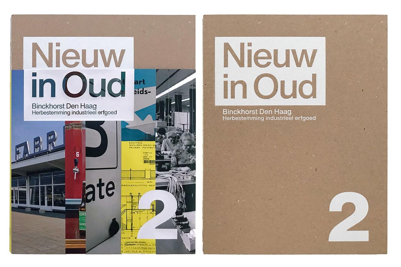 Boek Nieuw in Oud Binckhorst den Haag
