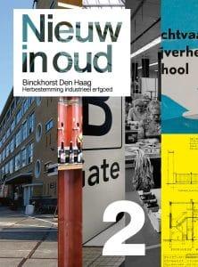 Schets voor de omslag van deel 2 van Nieuw in oud, Binckhorst Den Haag
