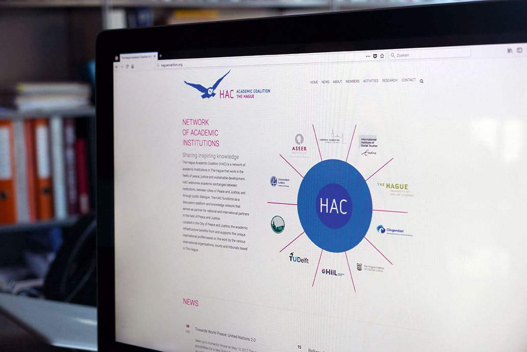 Hague Academic Coalition (HAC) - website