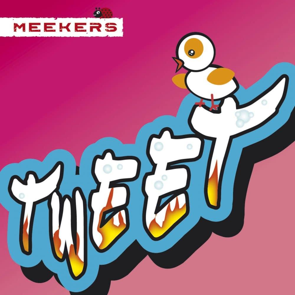 Meekers - flyer Tweet